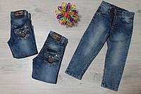 Детские джинсы для мальчика Турция р.1,2,10 лет