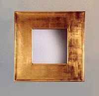 Зеркало в золотой раме №7