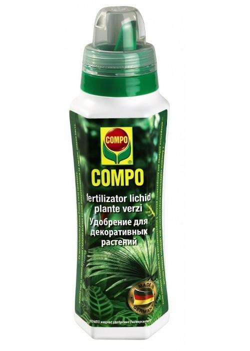 Жидкое удобрение для зеленых растений COMPO 500мл