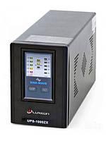 Источник бесперебойного питания ИБП для котла Luxeon UPS-1000ZX синусоида, фото 1