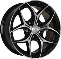 Литые диски Zorat Wheels ZW-3206 BP 7.0x16/5x114.3 D67.1 ET38 (Black Polished)