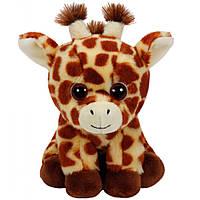 Жираф Peaches, мягкая игрушка 15 см, Beanie Babies, TY