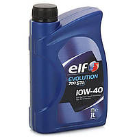 Полусинтетическое моторное масло Elf Evolution 700 STI (Эльф эволюшин) 10w-40 1 л