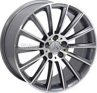 Литые диски Replica ZW-BK836 GP 8.5x18/5x112 D66.6 ET35 (Grey Polished)