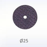 Отрезные диски армированные стекловолокном 25,0х1мм для металлов SONG YOUNG (ТАЙВАНЬ)