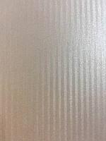 Дизайнерский картон Astrosilver Cannete с тиснением полоска, перламутровый серебро, 220 гр/м2