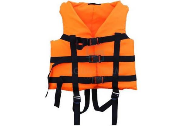 Жилет страховочный Aqua-Storm 80-100 кг, фото 2