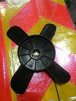 Вентилятор 4 лопости  ВАЗ 2107