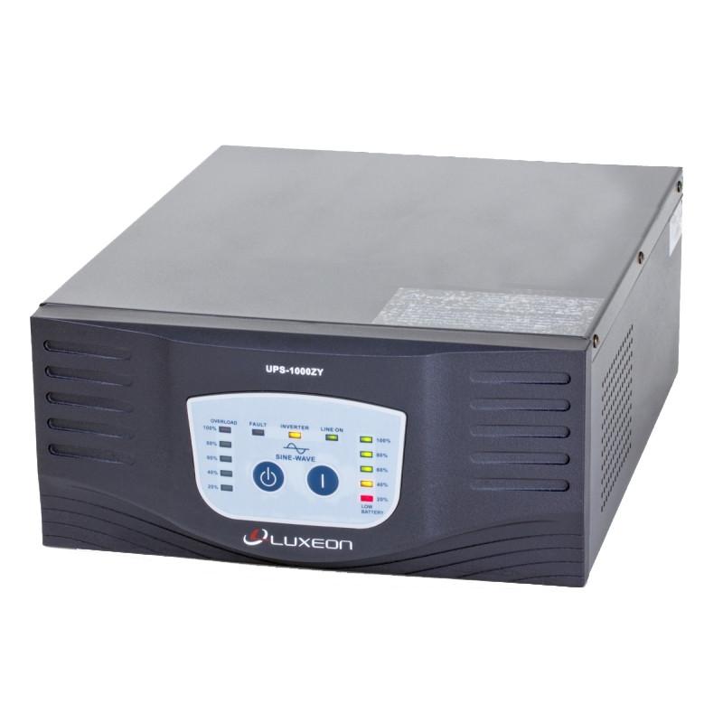 Источник бесперебойного питания ИБП для котла Luxeon UPS-1000ZY синусоида