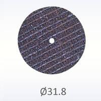 Отрезные диски армированные стекловолокном 31,8х1мм для металлов SONG YOUNG (ТАЙВАНЬ)