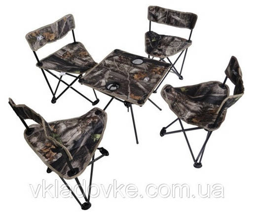 Комплект складной мебели Mac  для охоты и рыбалки, фото 2