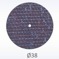 Диски отрезные армированные стекловолокном 38,0х1мм для металлов SONG YOUNG (ТАЙВАНЬ)
