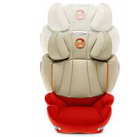 Детское автокресло 2-3 (15-36 кг) Cybex Solution Q3-fix