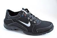 Кроссовки демиссезонные мокасины туфли мужские nike реплика, фото 1