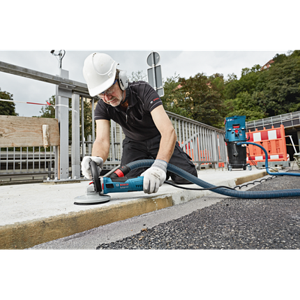 Шлифмашина по бетону Bosch GBR 15 CA Professional 0601776000, фото 2