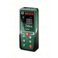 Цифровой лазерный дальномер Bosch PLR 25 0603672520   0603672520
