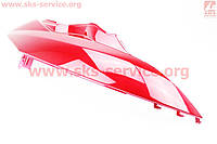 Пластик задний боковой верхний правый красный на скутер Wind