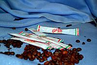 Сахар в стиках с логотипом Caffe Poli