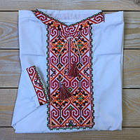 Модная вышиванка для мальчика на рост 122см-128см