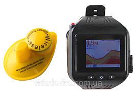 Эхолот -часы Lucky Fishfinder  Fish finder