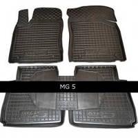 Коврики в салон MG 5/350 12- (5шт) Avto-Gumm (11429)