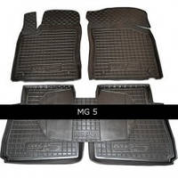 Коврики резиновые модельные MG 5/350 12- (5шт) Avto-Gumm (11429)