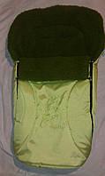 Спальный мешок-конверт на овчине WOMAR № 43 (zaffiro)