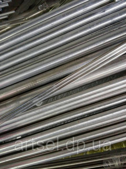 Разновидности металлопроката: круг нержавеющий (2 ч.)