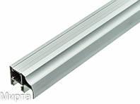 Индеко профиль вертикал.WINDSOR 10 мм L-2750 мм серебро 153206AS (БС)