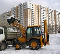 Вывоз снега