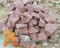 Камень бутовый с доставкой по Донецку и области, Камень бутовый в ассортименте