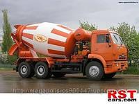 Раствор цементный, известковый, раствор всех марок с доставкой по Донецку и области