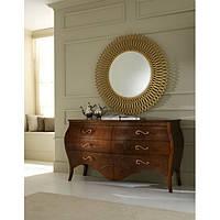Круглое зеркало в гостиную №12, фото 1