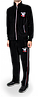 Спортивный костюм PAUL SHARK черный