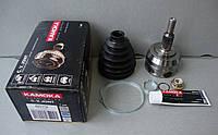 Кулак зовнішній VW T5 2.0TSI / 3.2 V6 / 2.0TDI (100kW/ 103kW) / 2.0BiTDI (132kW) 03- 6079 KAMOKA (Польща)