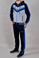 Спортивный костюм Adidas светло-серый
