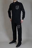 Мужской спортивный костюм Adidas CHAMPIONS LEAGUE черный