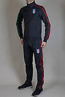 Мужской спортивный костюм Puma темно-серый