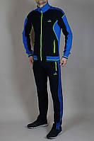 Спортивный костюм Adidas темно-синий мужской