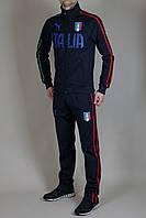 Спортивный костюм Puma мужской темно-синий