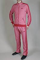 Спортивный костюм Adidas мужской красный