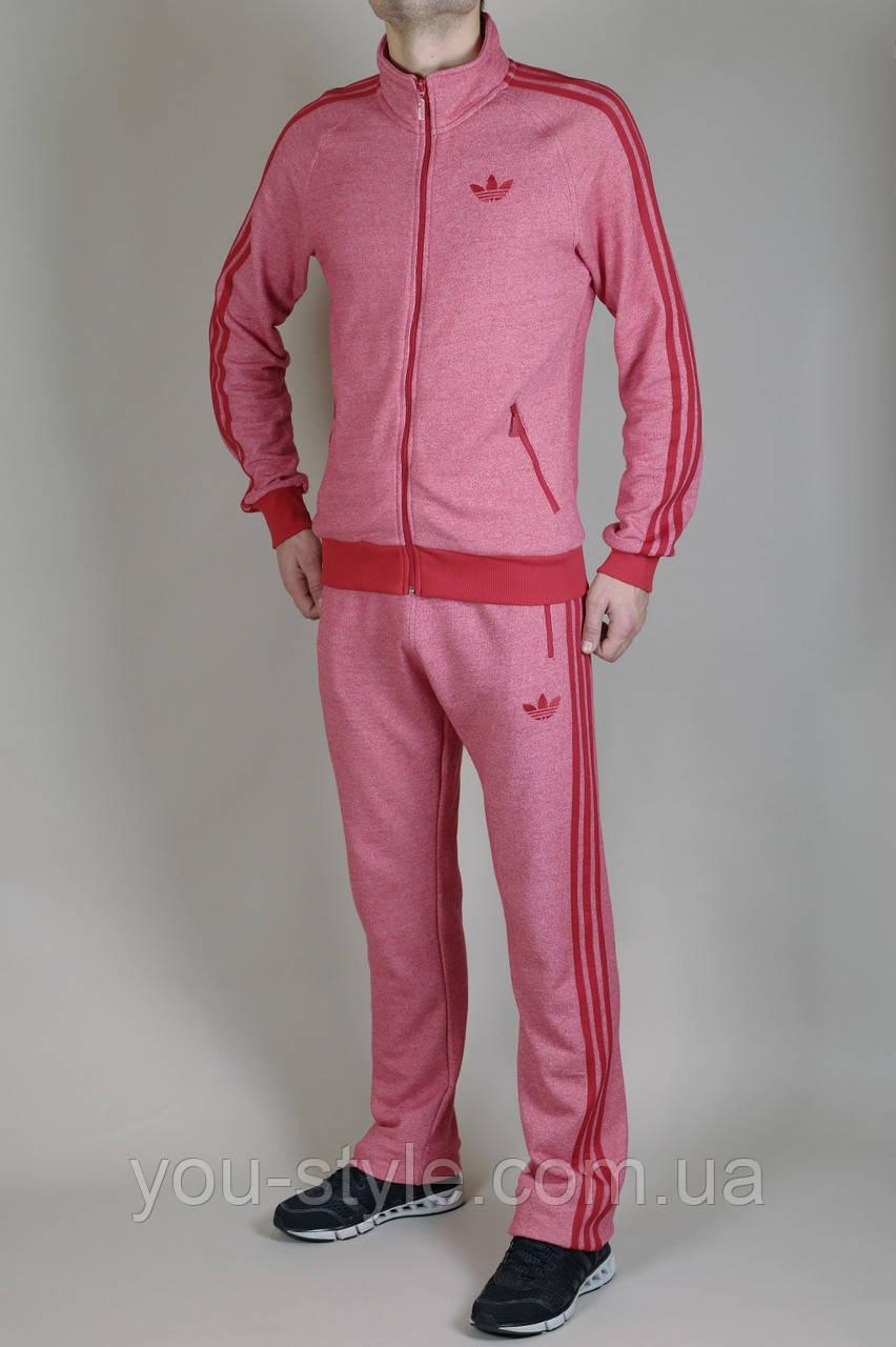 7c0f416527ff Спортивный костюм Adidas мужской красный - Интернет магазин