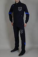 Мужской спортивный костюм Adidas CHAMPIONS LEAGUE темно-синий