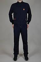 Мужской спортивный костюм Adidas Porsche Design темно-синий