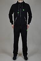 Мужской спортивный костюм Adidas Porsche Design черный