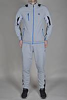 Мужской спортивный костюм MXC Тветло-серый