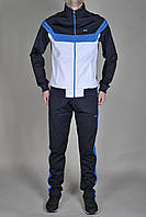 Мужской спортивный костюм MXC Темно-синий, белый