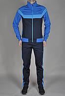 Мужской спортивный костюм MXC Темно-синий