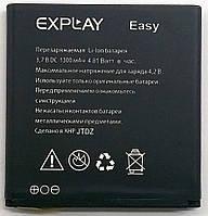 Аккумулятор Original для телефона Explay Eazy 1300mAh