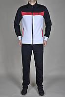 Мужской спортивный костюм MXC Черный, белый